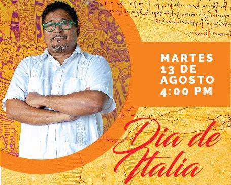 13 de Agosto 2019 Día de Italia