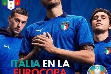 Italia en Eurocopa