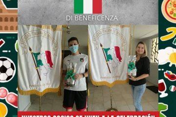 Celebrando nuestra querida Italia