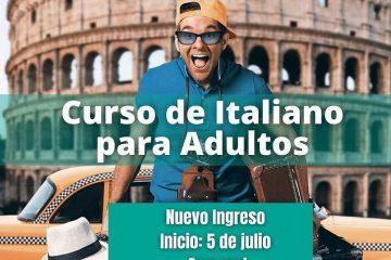 Aprende italiano con nosotros