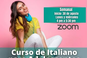 Curso de Italiano para adolescentes