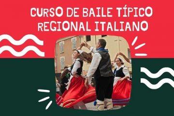 Curso de baile típico italiano