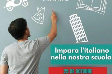 Curso de Italiano 25 octubre 2021